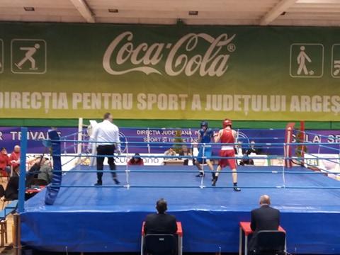 Trei piteșteni boxează în finala Cupei României!