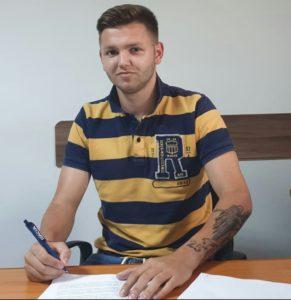 David Angelo Cocian,  al cincilea transfer !