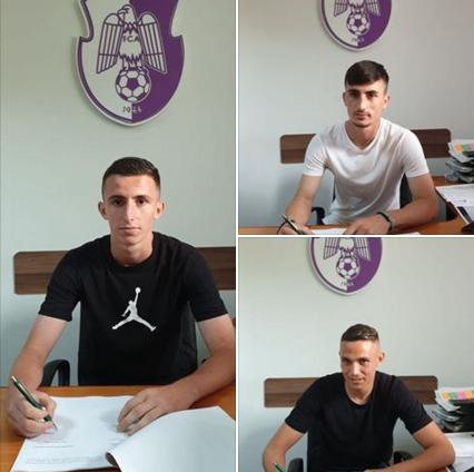Trei jucători de la Pandurii au semnat cu FC Argeş!