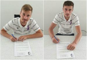 Nini Popescu şi Grigore Turda au semnat cu FC Argeş!
