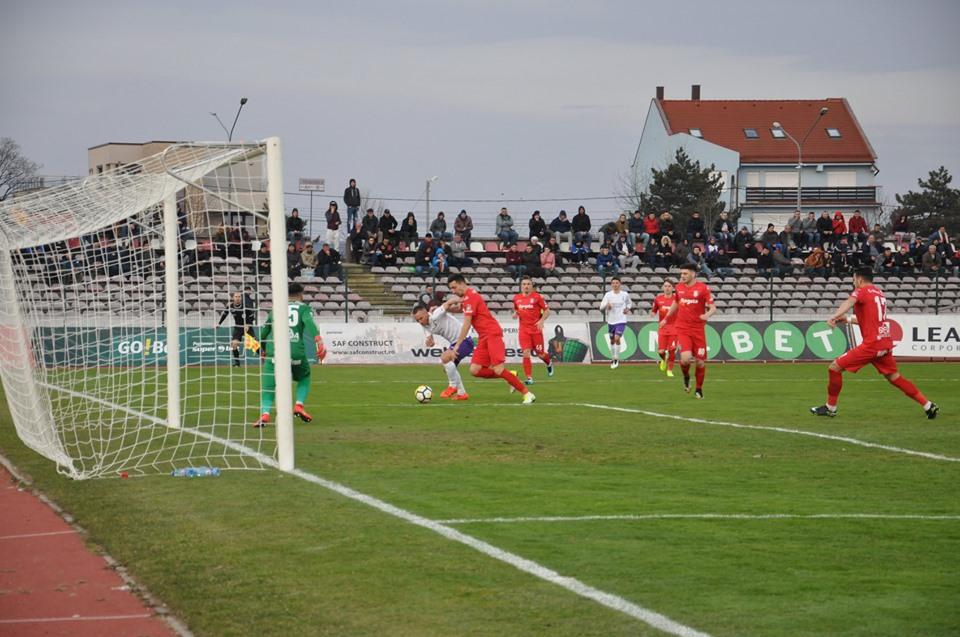 FC Argeş-Chindia Târgovişte, vineri, de la ora 20!