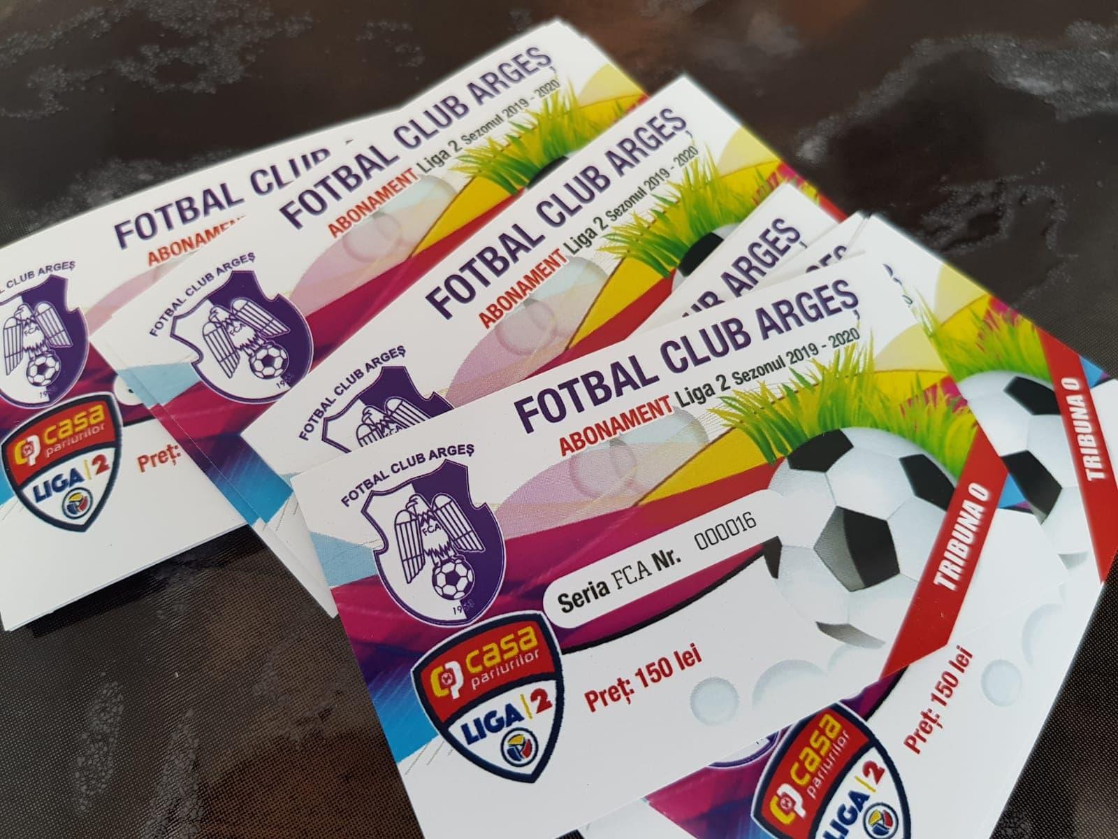 De la ora 17 se vând bilete pentru meciul cu Ripensia!