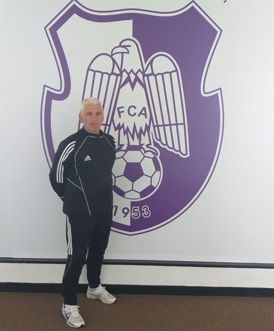 Andrei Speriatu, coordonatorul departamentului de scouting al clubului FC Argeş!