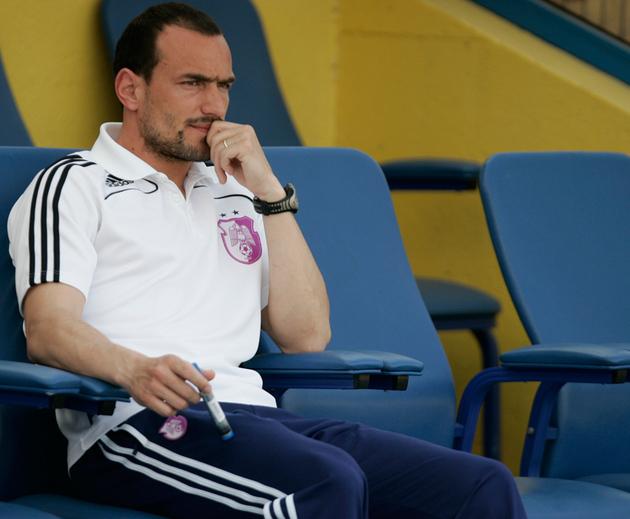 """Badea: """"Arbitri ne-au anulat un gol valabil"""""""