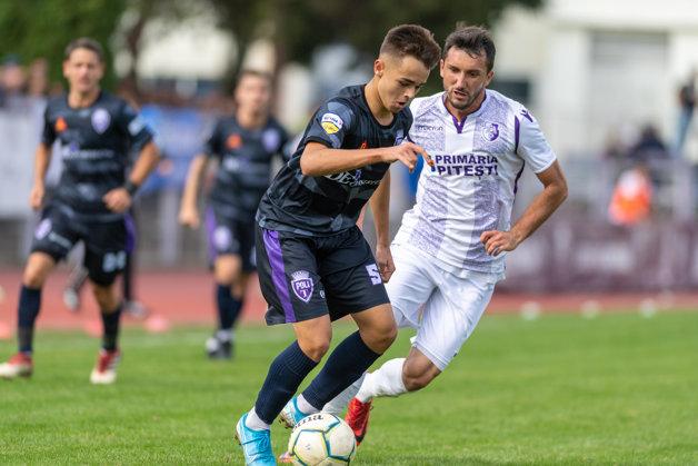 Înfrângere drastică în derbyul violet!