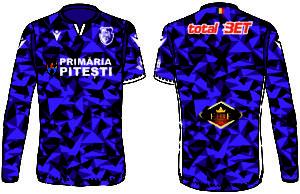 FC Argeş va îmbrăca un nou echipament!
